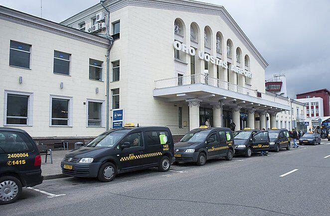 Vilnius Airport Taxi